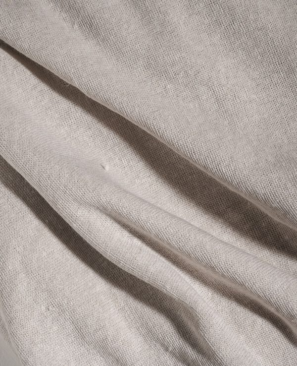 Knitted linen cotton mix 154cm wide 5 mtr minimum special!-0