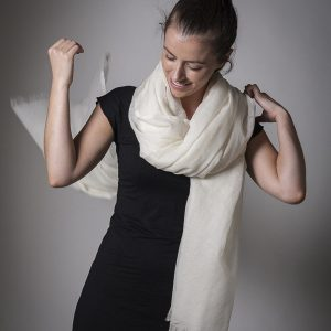 Lisa - Luxury fine merino wool super sized wrap 2200x1400mm (SC53)-0