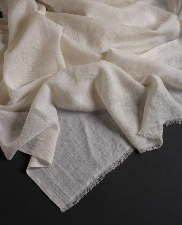 Splendour - Luxury soft Australian merino wool wrap 2100mm x 700mm (SC61)-0