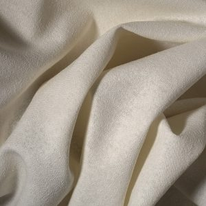 Noil Silk - Smooth Fabric-0