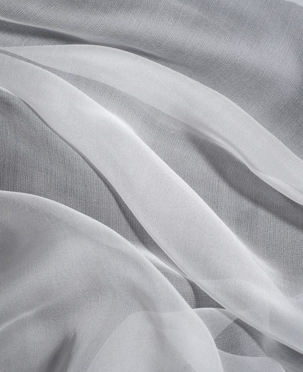 Tissue silk georgette 114 cm wide-0
