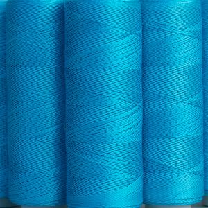 Aqua silk thread 200 yrd-0