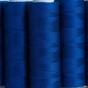 Blue silk thread 200 yrd-0