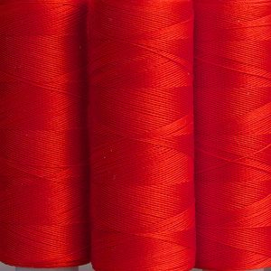 Scarlet silk thread 200 yrd-0