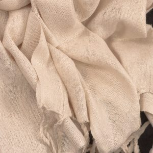 Fall - Soft textured noil silk scarf 1800mm x 300mm (SC47)-0