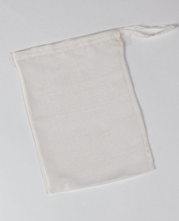 Small silk drawstring bag 150mm x 210mm-0