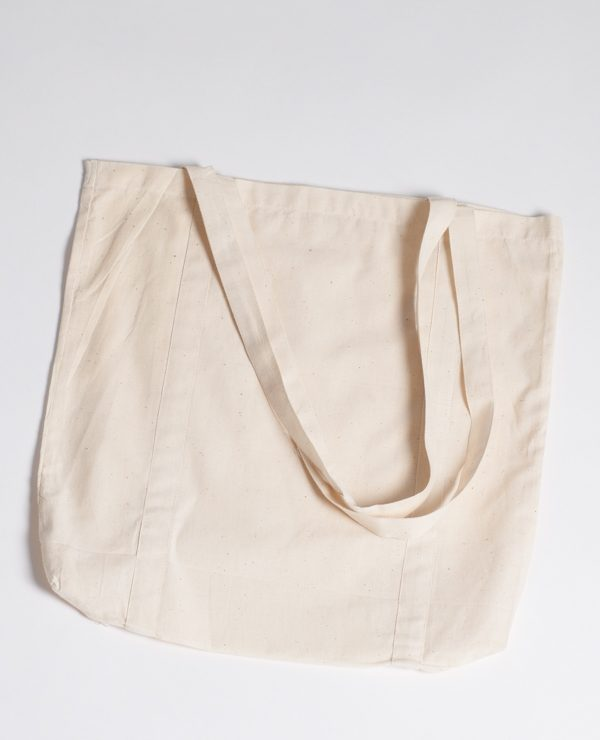 calico cotton carry bag 400mm square size!-0