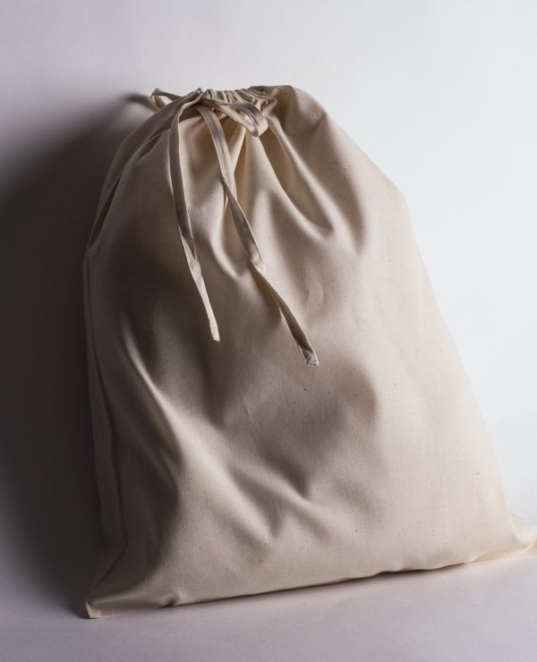 Calico storage bag 300mm x 400 mm-912