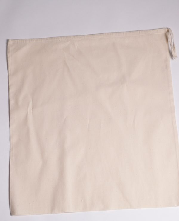 Calico storage bag 300mm x 400 mm-0