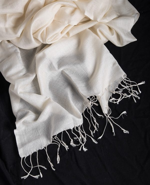 Indulge - Silk wool 50/50 soft scarf 1800mm x 320mm (SC64) NO STOCK TILL JULY-0