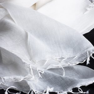 Sommer - Light linen gauze wrap (SC10)-0