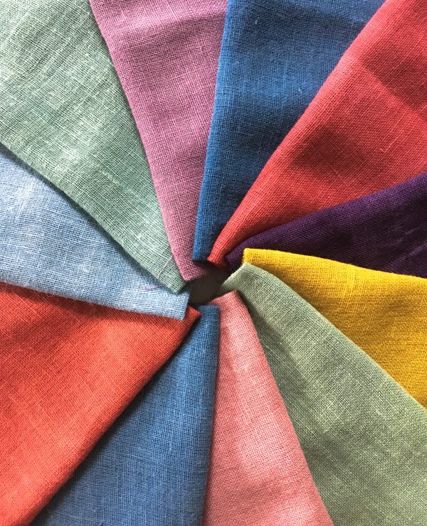 Cotton and linen: a natural dye approach. November 23, 24, 25th 2019-708