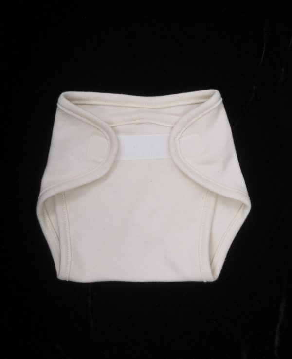 Organic cotton nappy liner size 3-6 months-545