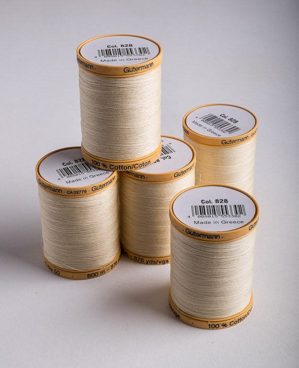 Pure cotton sewing thread 800 mtr-0