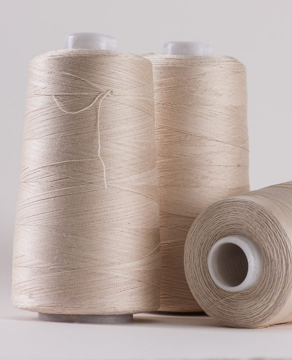 Pure cotton sewing thread 3000mtr-0