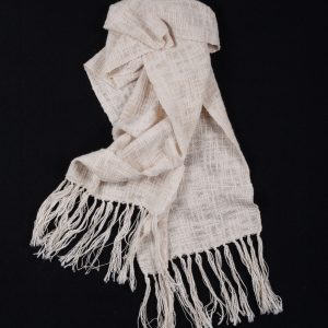 Guy -Cotton textured scarf 2000mm x 380 mm (SC13)-0