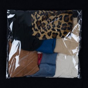 Lucky Dip - Assorted bags of coloured silk remnants, approximately 2.5-3.5 meters per bag.-0