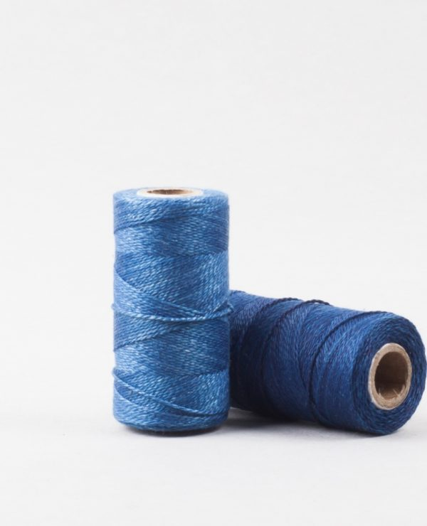 Blues Brothers Threads - Herbally dyed with Indigo.-0