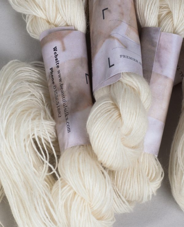 Wool hand stitching yarn approx 50 meters-815