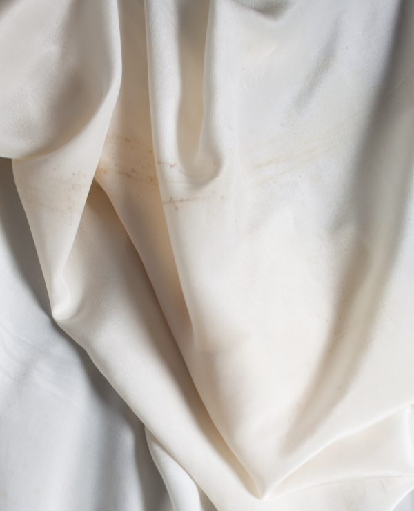 Eco dyer's special super large reclaimed silk crepe de chine wrap-959