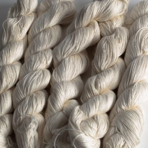 New, Silky cotton yarn-0